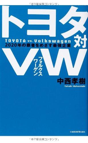 トヨタ対VW(フォルクスワーゲン)