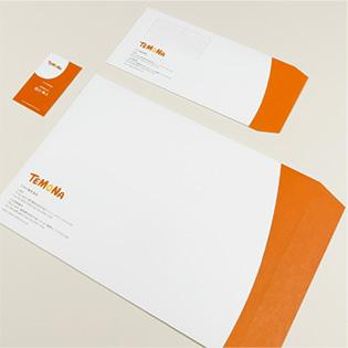 テモナのCI/VI開発